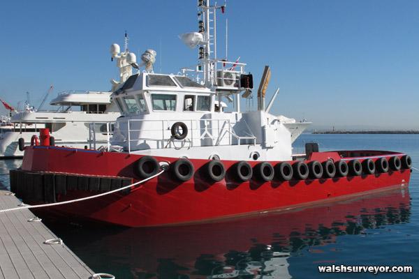 Yacht Small Craft Surveying