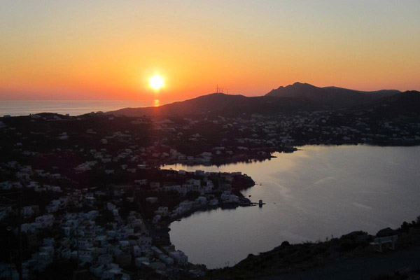leros-sunset