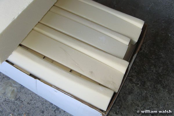 Grp Sandwich Construction Core Materials